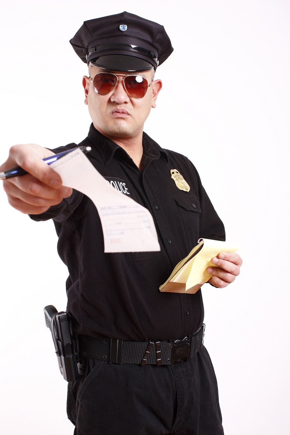 When the Police Lie in Your Case