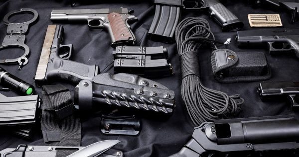 introduction to what is a deadly weapon