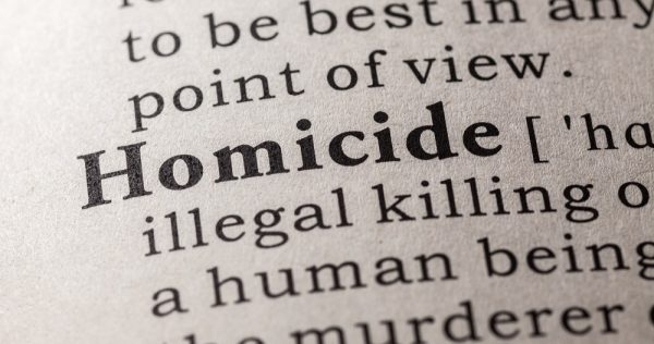difference between murder and manslaughter