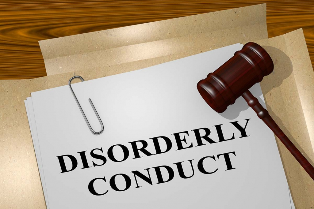 what is disorderly conduct